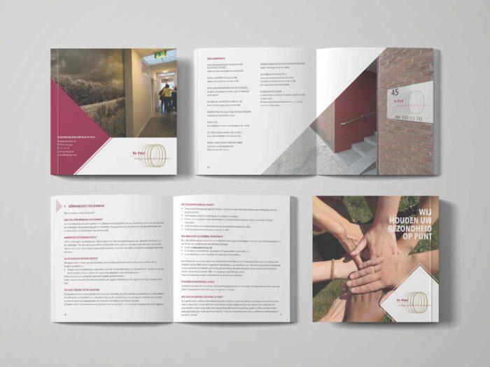 De Punt brochure