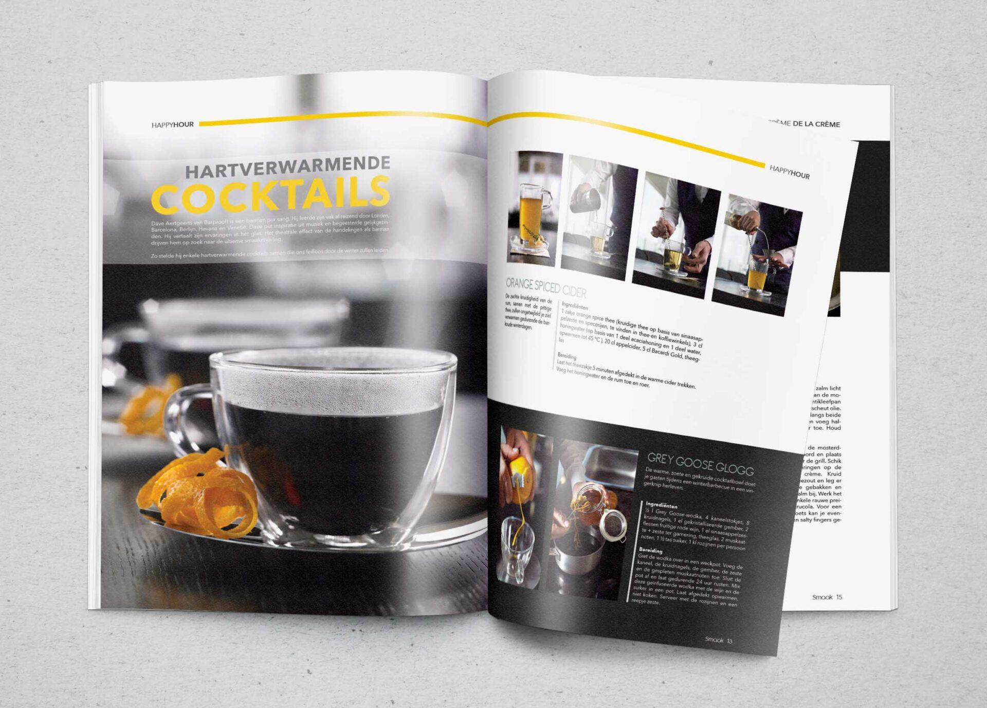 Magazine Smaak restyling