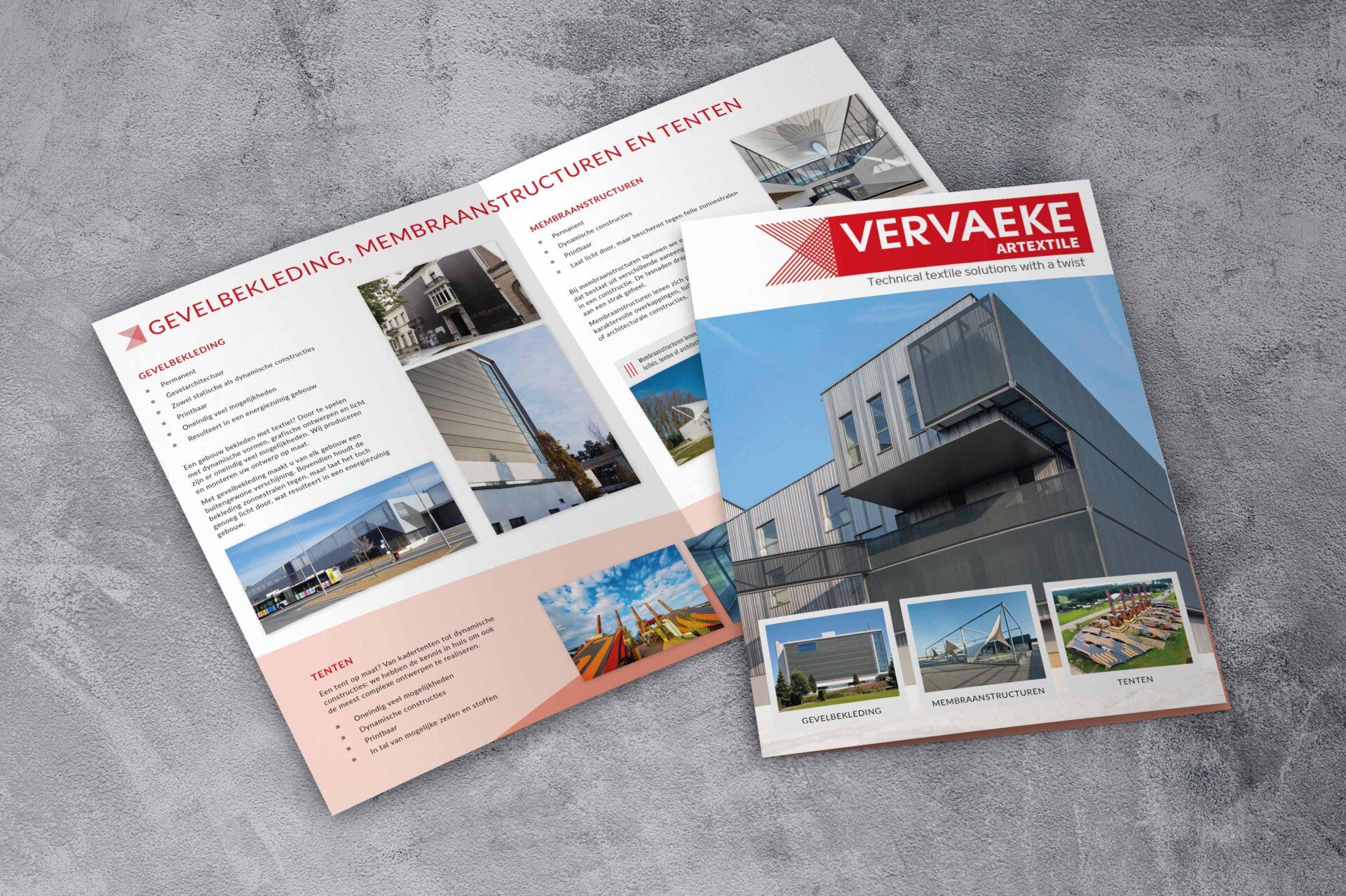 Vervaeke brochure