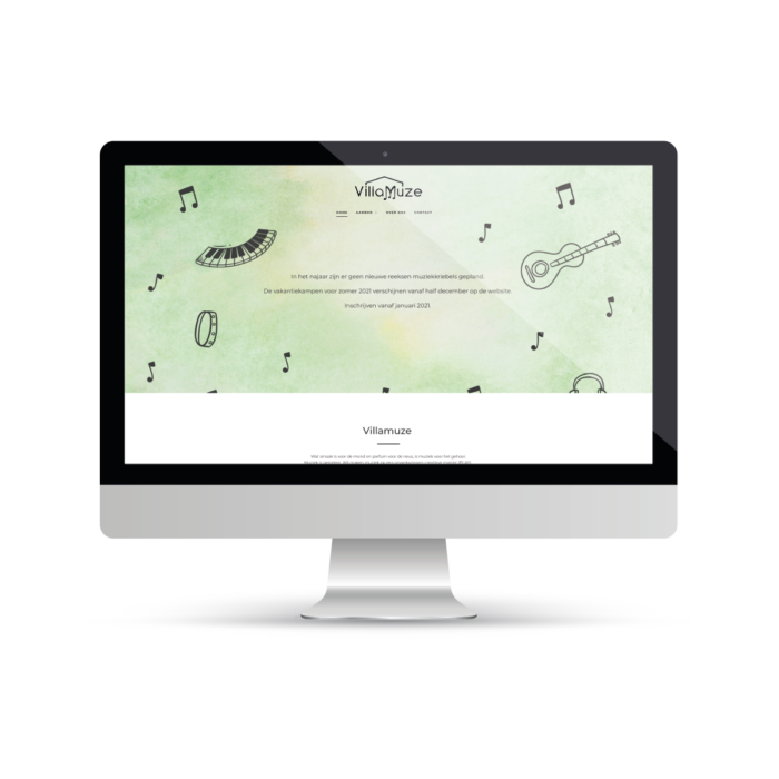 webdesign villamuze